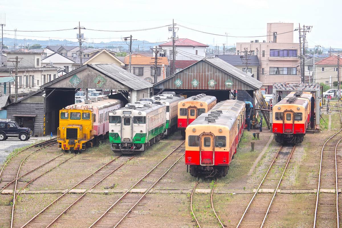 200 キハ 小湊 鉄道 小湊鉄道・いすみ鉄道