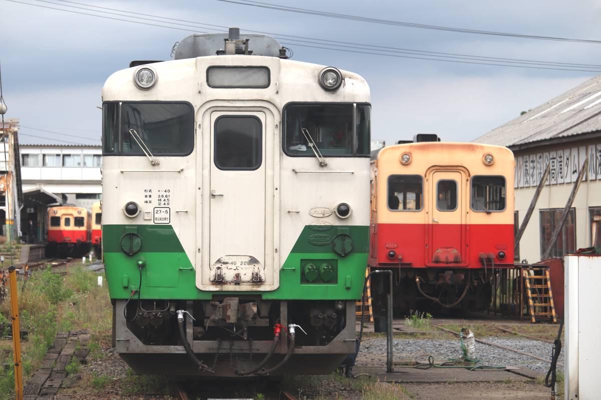 40 小湊 鉄道 キハ