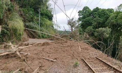 JR九州で345件の被害確認 鹿児島本線は早期復旧へ、久大本線と肥薩線は ...