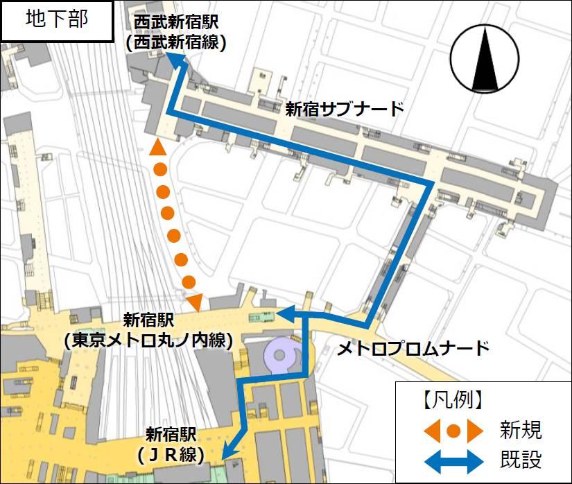 駅 西武 新宿 西武新宿線 駅・路線図から地図を検索|マピオン